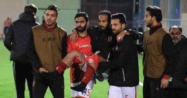 Photo of صدمة جديدة للأهلي..  النجم وليد سليمان يغيب عن الفريق  لمدة شهرين
