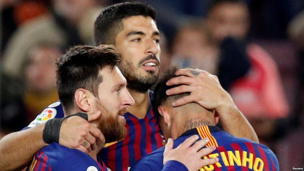 مدافع أتلتيكو مدريد: من لا يرى ميسي «الأفضل» لا يفهم في كرة القدم