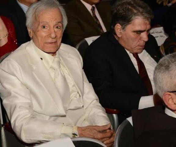 تشييع جثمان الفنان سعيد عبد الغني
