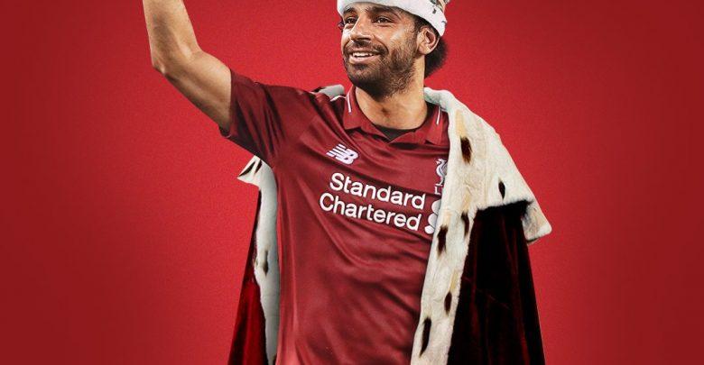 محمد صلاح يسطر رقمًا تاريخيًا للعرب والأفارقة في الدوري الإنجليزي