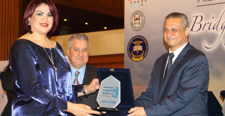 Photo of تكريم شركاء النجاح والداعمين للمعهد القومي للأورام في المؤتمر السنوي