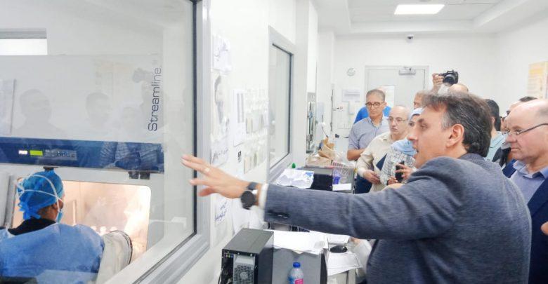 Photo of 30 عالم من 16 دولة عربية يطلعون على التجربة الناجحة للصيدلة الإكلينيكية في مستشفى57357