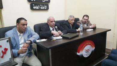 Photo of أمانة القاهرة لحزب الحرية المصري تنظم صالونا سياسيا