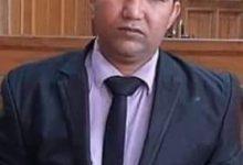 Photo of ا.عبدالرحيم عبدالرحيم ابوالمكارم حماد ينعي الشهيد أبوالليل أحمد أبوالليل الذي أستشهد أثناء استهداف أحد كمائن شمال سيناء