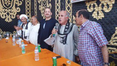 Photo of مؤتمر حاشد بقرية ابوكريم لدعم مرشحي حزب مستقبل وطن بإنتخابات مجلس الشيوخ