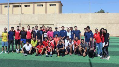 Photo of إستئناف عودة النشاط الرياضي بالجامعات المصرية