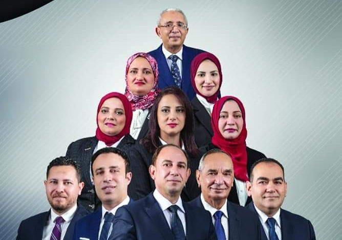 Photo of تهنئة للنائب المهندس ياسر عمر ومحمد عيد عبدالجواد والقائمة الوطنية من أجل مصر