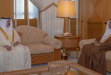 Photo of ملك مملكة البحرين يستقبل رئيس البرلمان العربي