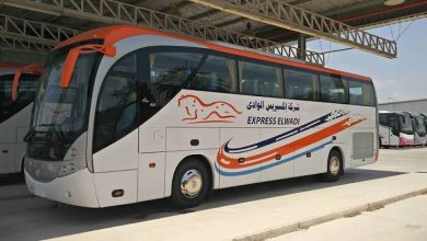 Photo of مبادرة لشركة أكسبريس للنقل السياحي لأساتذة وطلاب جامعة الوادي الجديد