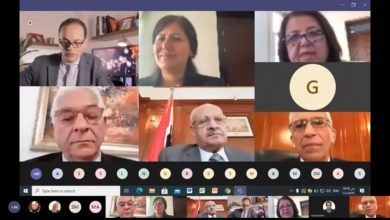 Photo of كلية الإقتصاد والعلوم السياسية بالجامعة البريطانية تعقد مؤتمرها السنوي بمشاركة جامعات مصرية وأجنبية