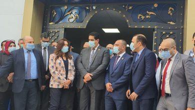 Photo of محافظ دمياط تشيد بدور نواب الشيوخ في دعم مركز صحة الأسرة في دمياط