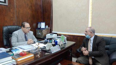 Photo of أحمد الدبيكي: مخاطبة الصحة والتأمين الصحي والمستشفيات الجامعية لتسهيل استخراج التقارير