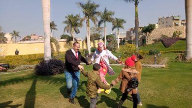 """Photo of النجم """"هشام عباس"""" يغني لأطفال 57357.. ويدعمهم بزيارة هامة في رحلة العلاج والشفاء"""
